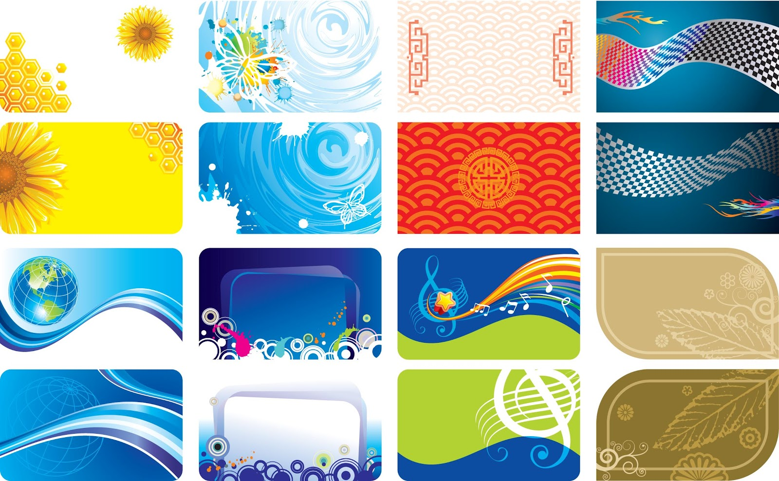 Photo Card Templates Free Downloads