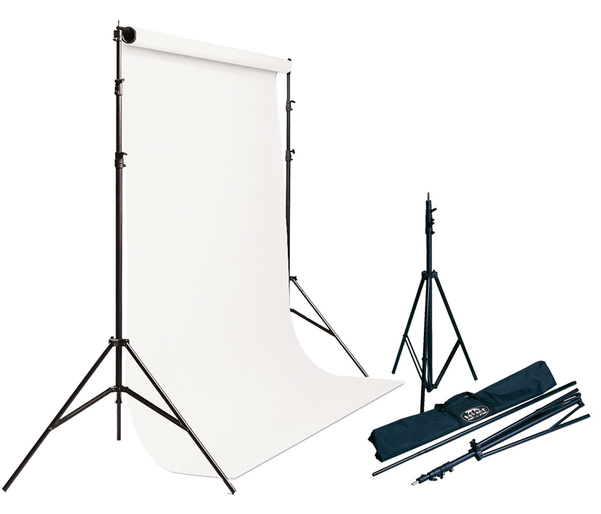 Portable Backdrop Stand