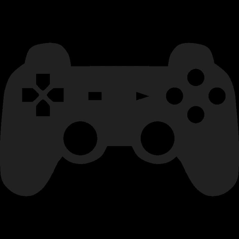 PS4 Controller Clip Art