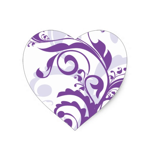 11 Purple Swirl Design Images