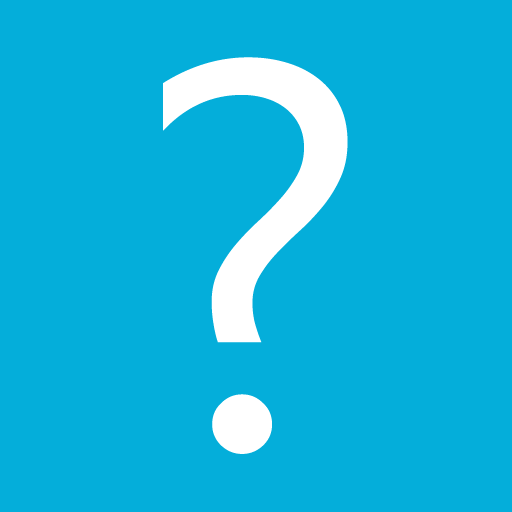 Question Mark Icon Metro