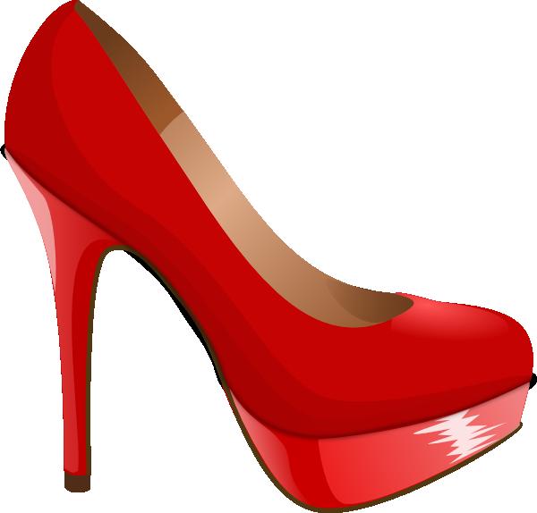 12 High Heel Shoe Vector Art Images