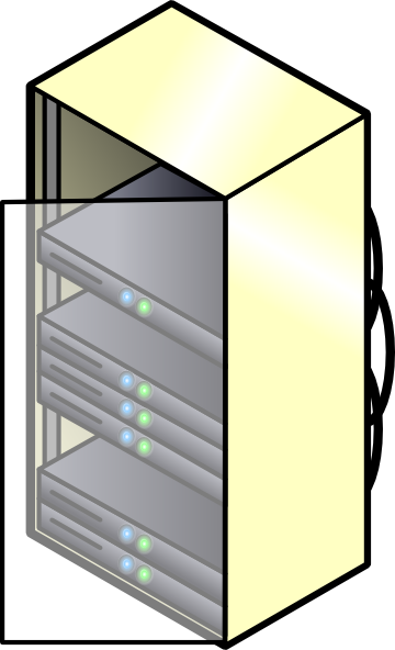 Server Rack Clip Art