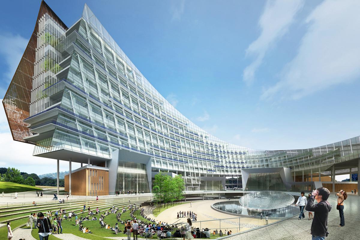 South Korea Modern Architecture