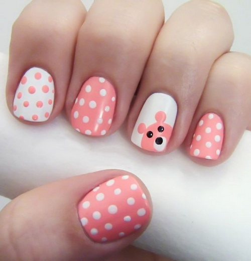 12 Cute Nail Designs For Teenagers Images