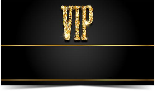 VIP Black Card