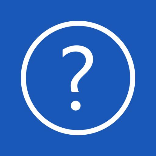 13 Windows Help Icon Images