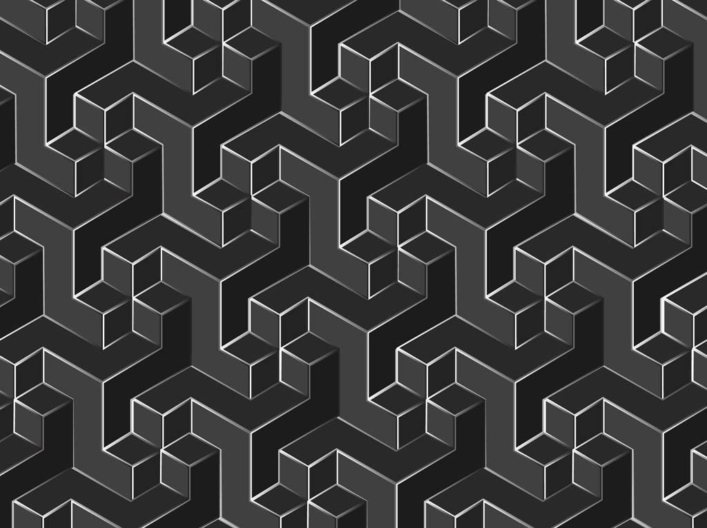10 geometric shapes design vector images geometric