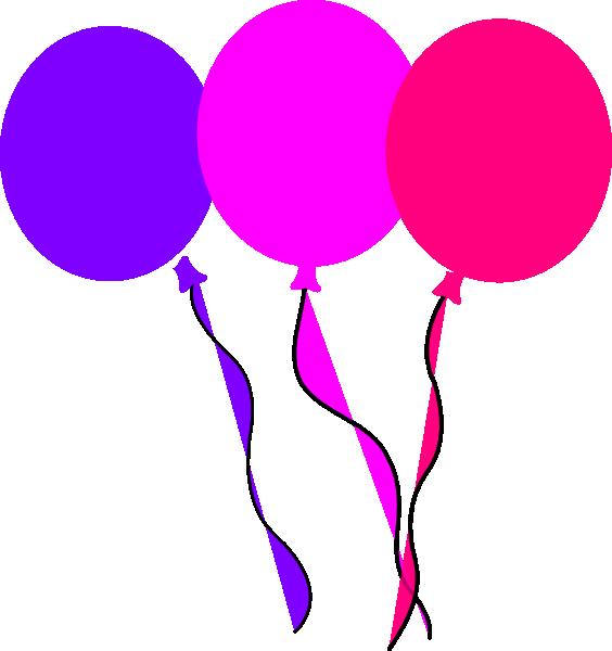 Balloon Clip Art Free Download