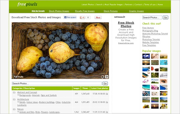 Best Free Stock Photography Sites