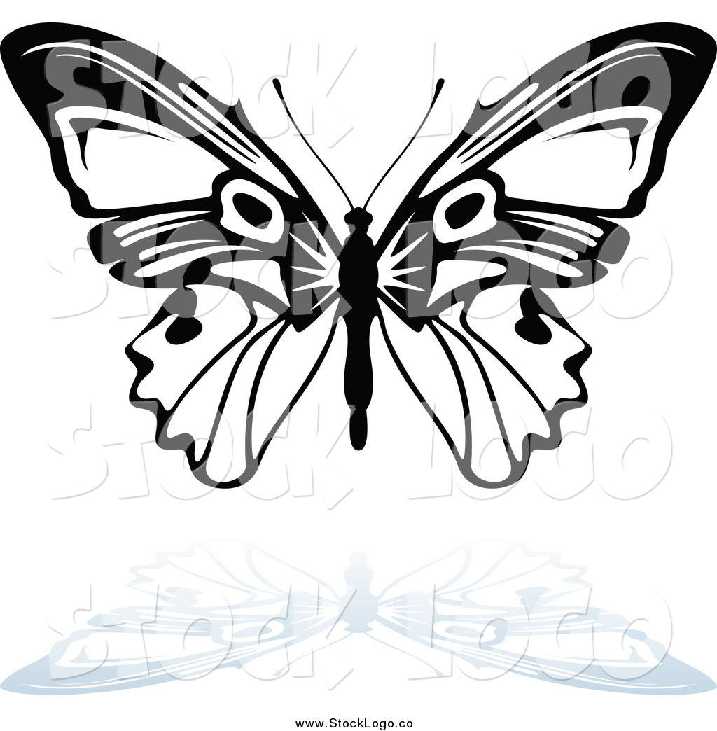 11 Black And White Nature Vector Graphics Images