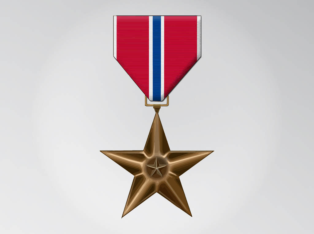 11 Military Medal Icon Vector Images