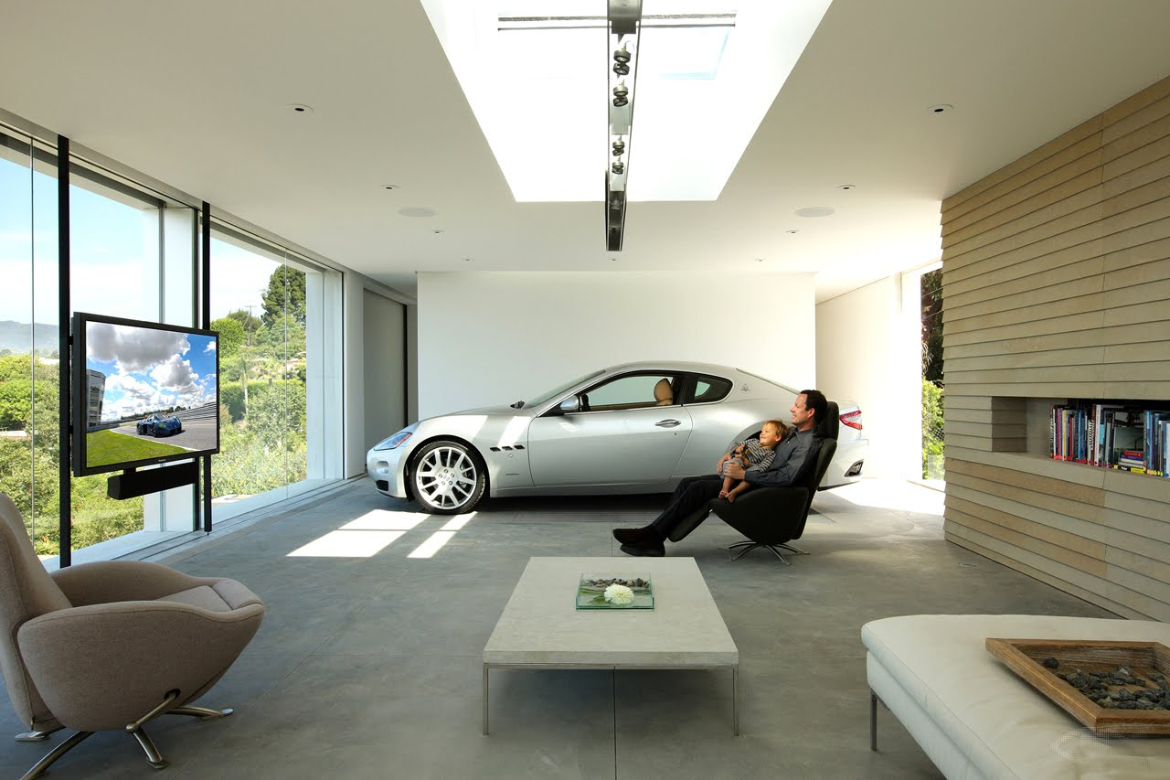 Car Garage Design Ideas