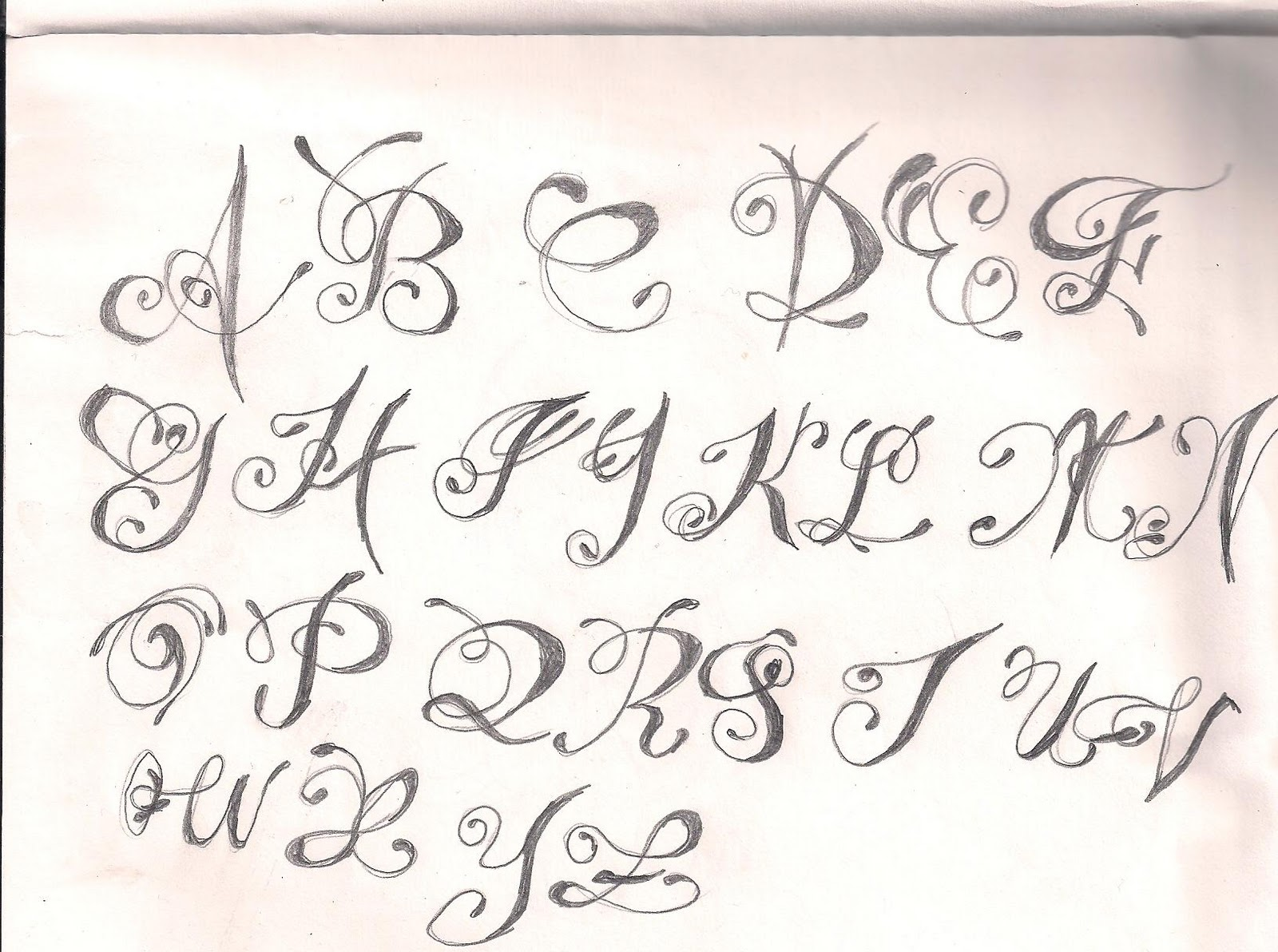 12 Cholo Font Styles Images - Cholo Letters Alphabet ...