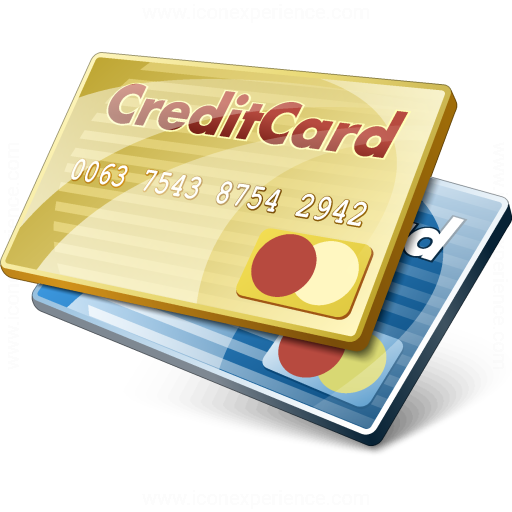 5 Credit Card Icon Images