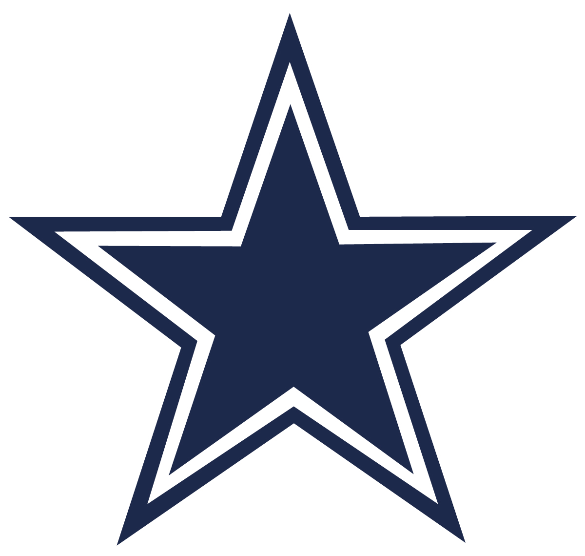 16 Dallas Cowboys Vector Images Dallas Cowboys Logo