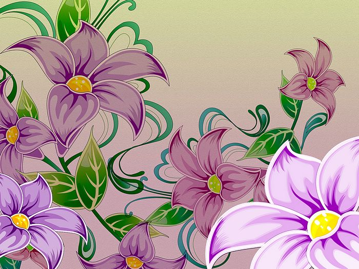 Design Flower Floral Art