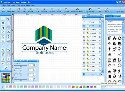 Design Your Own Business Logo Software