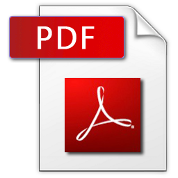 9 Icon Export To PDF Images