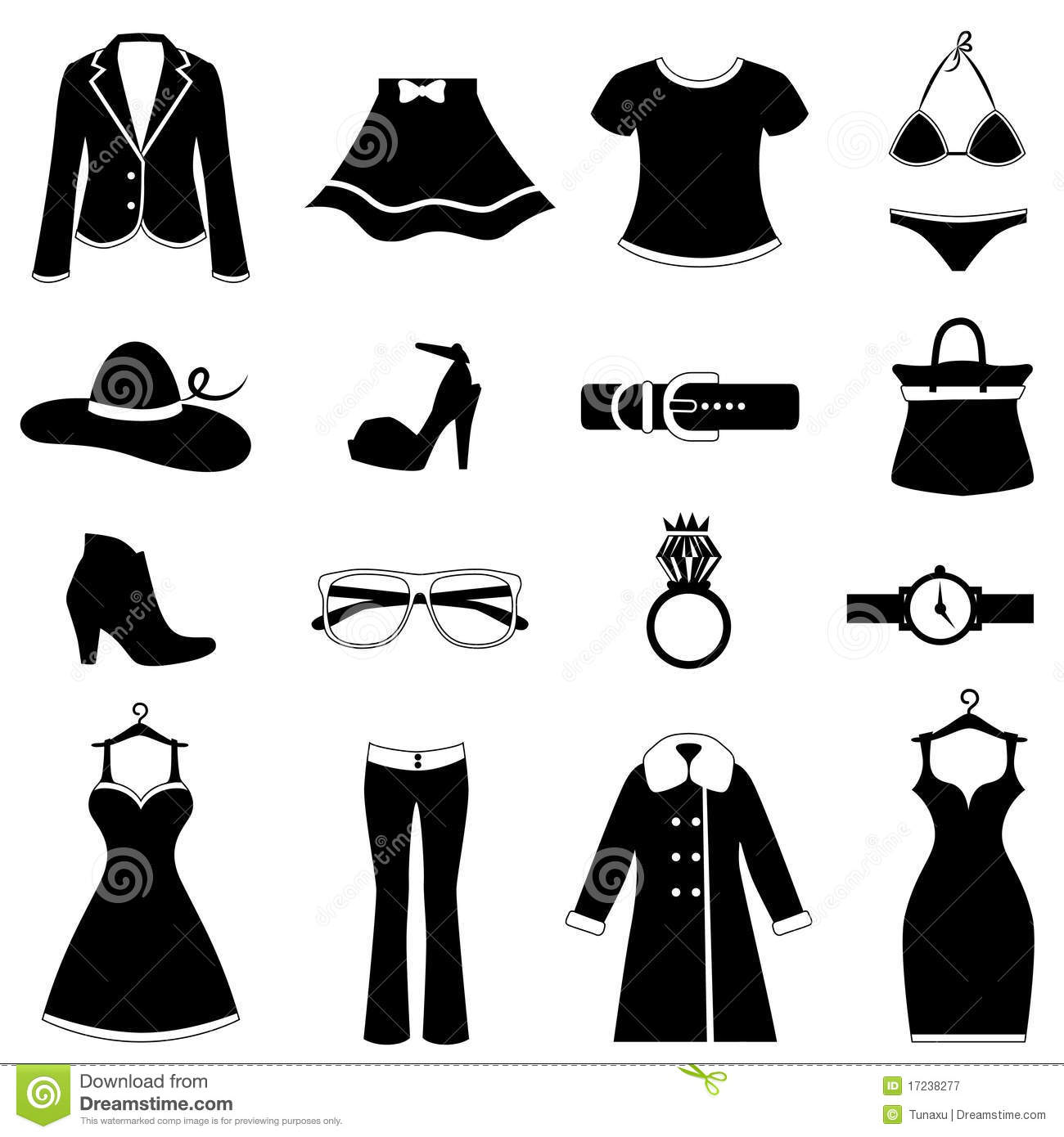 15 Clothing Icons Free Images Clothing Fashion Icons