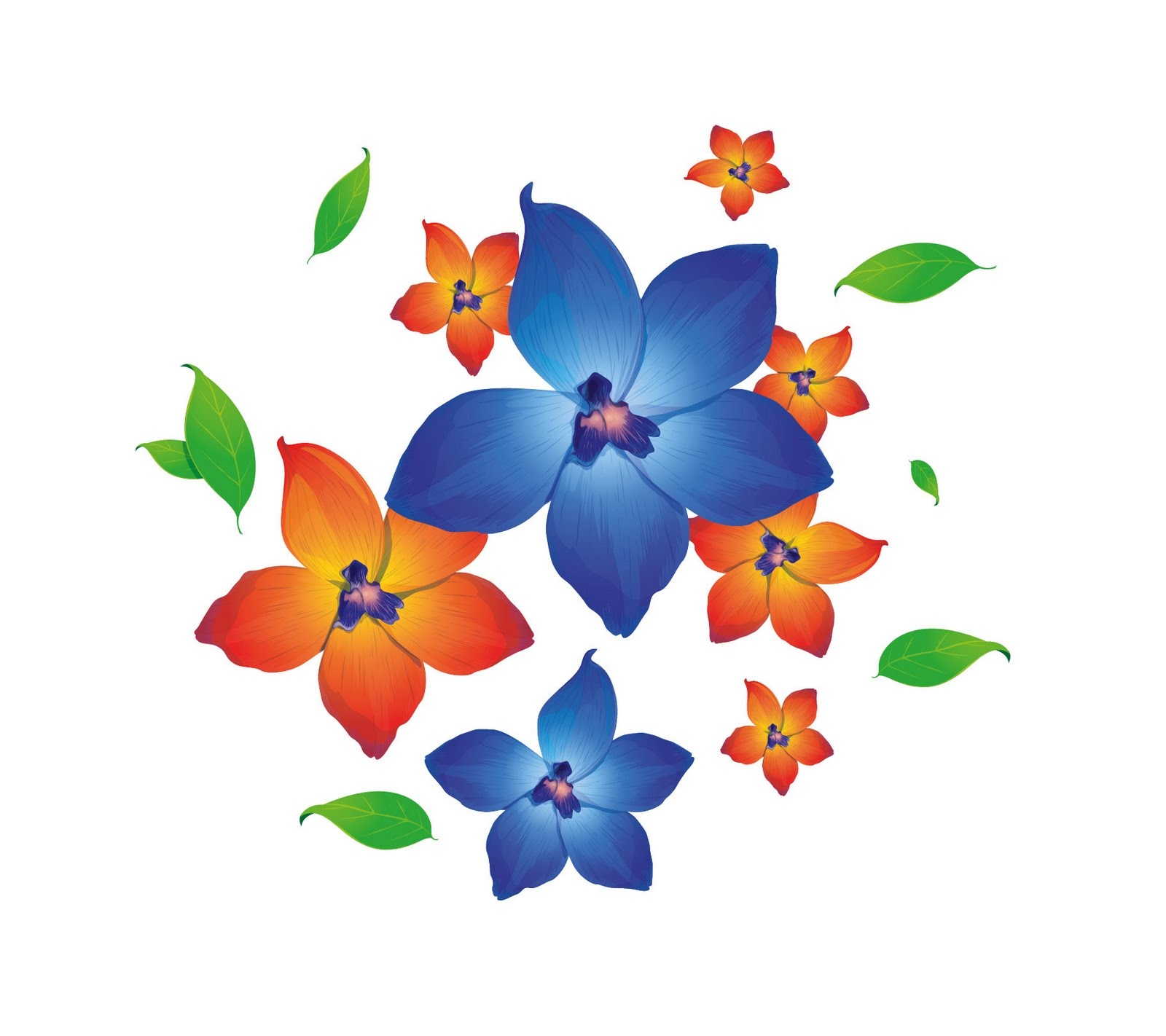 Flower Vector Art