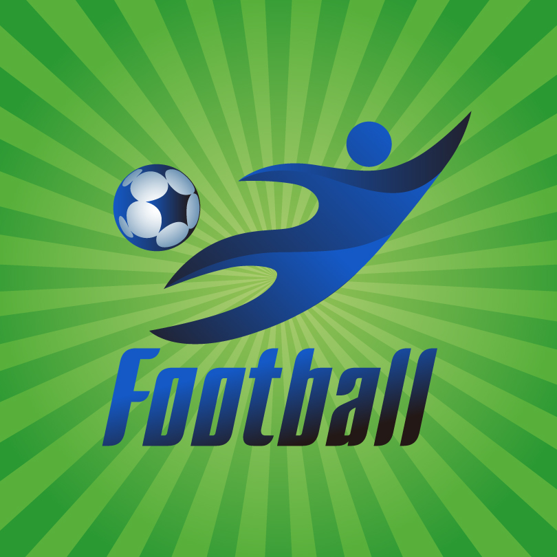 Football Free Logo Design