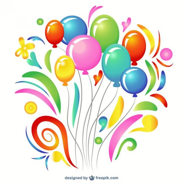 Free Balloon Clip Art