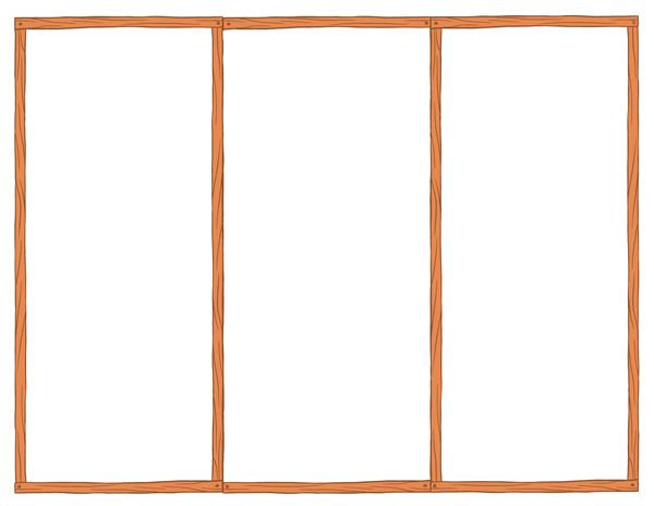Free Blank Tri-Fold Template