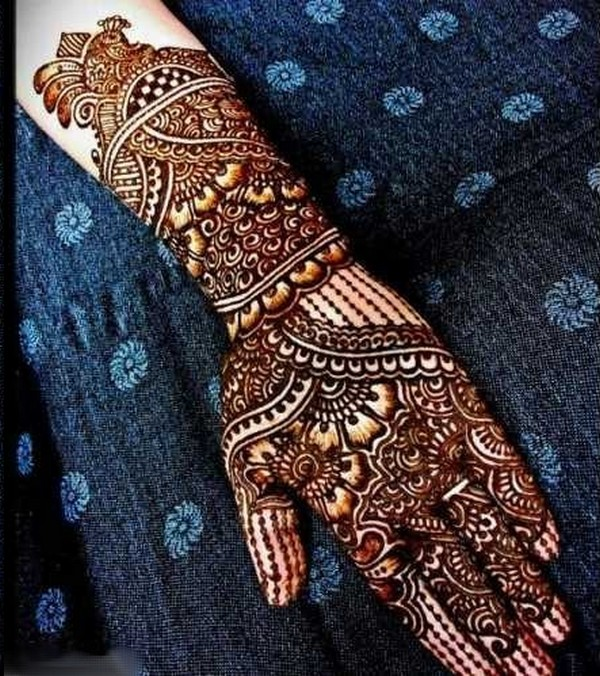 13 Mehndi Designs Pictures Free Download Images