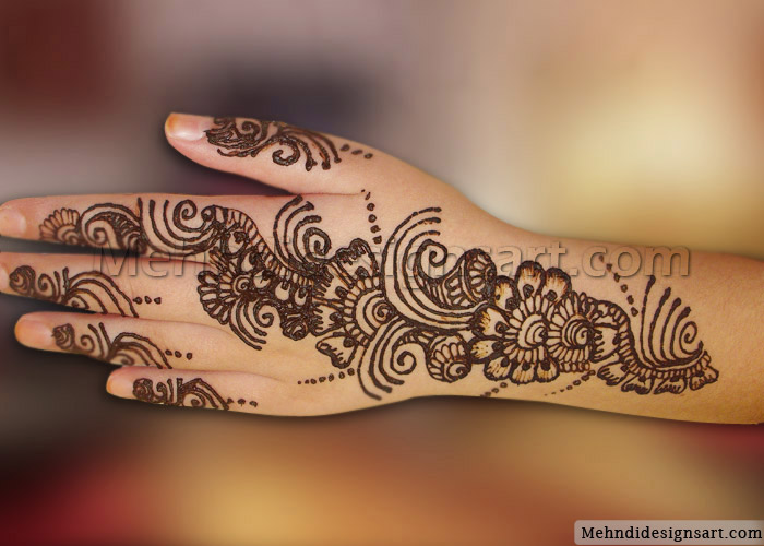 Mehndi Designs For Hands Ebook Free Download : Free simple mehndi pictures to pin on pinterest tattooskid