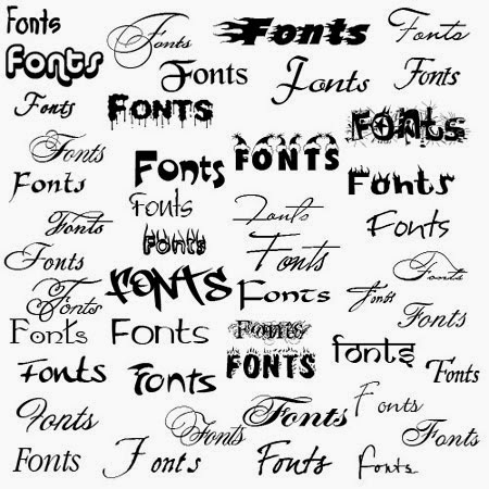 Free Font Styles
