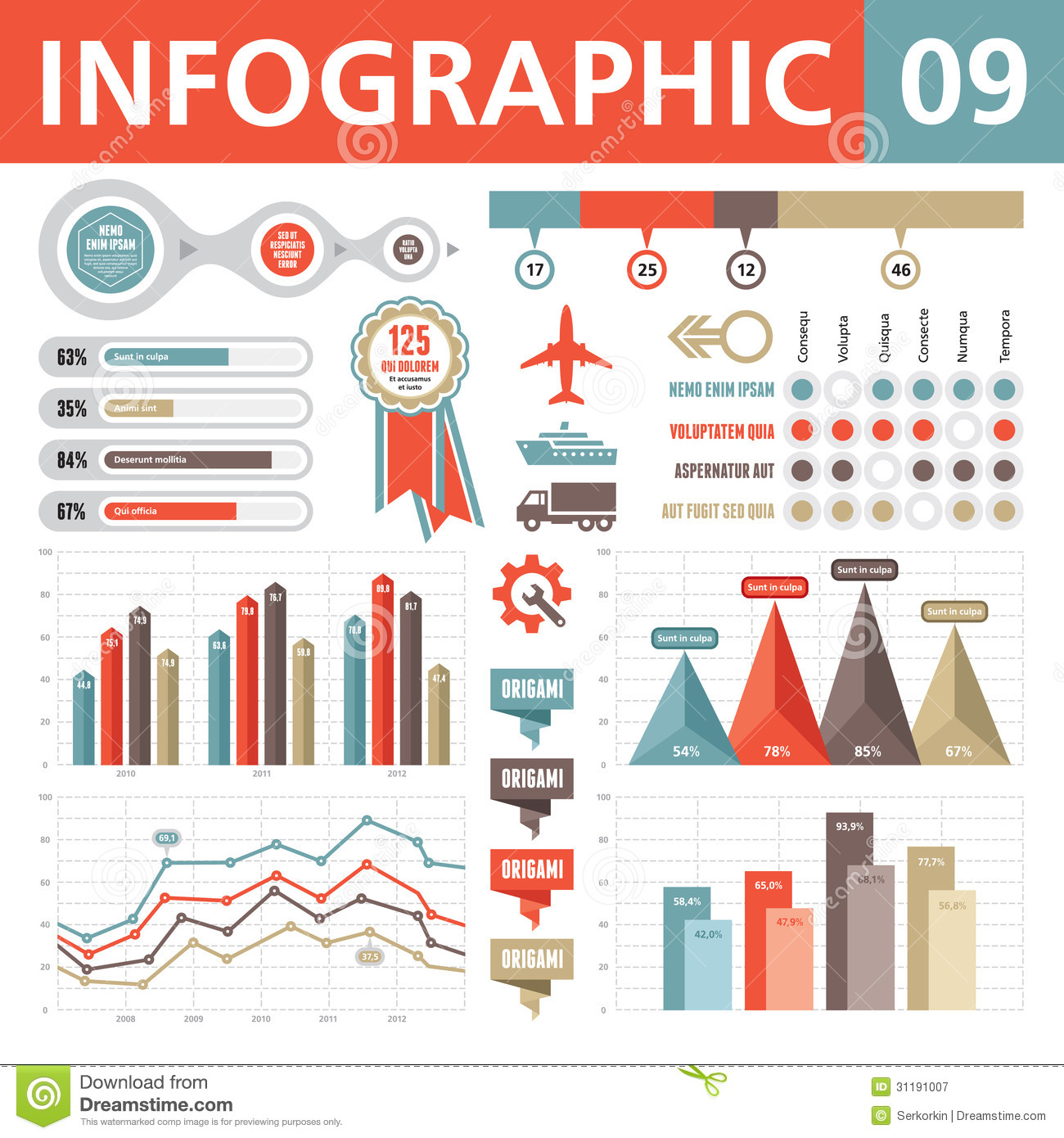 Free Infographic Elements
