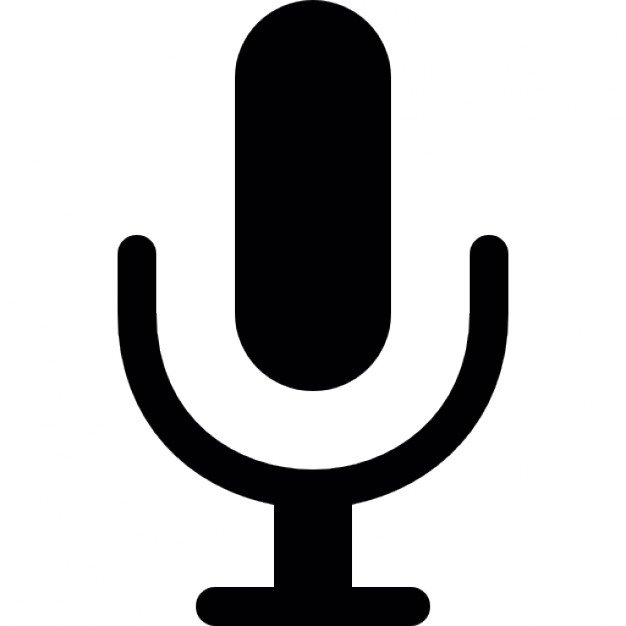 Free Microphone Icon
