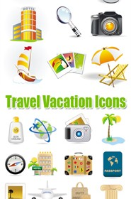 Free Travel Vector Graphics