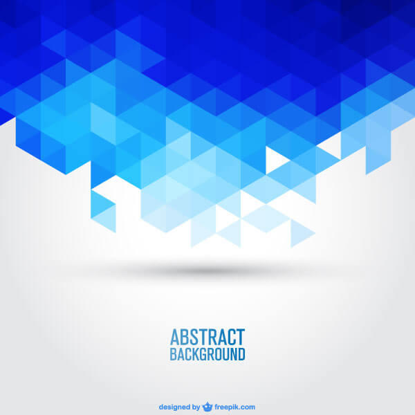 11 Abstract Vector Triangle Images