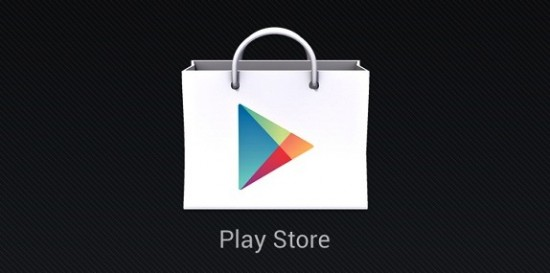 7 Google Play Store Icon Black Images