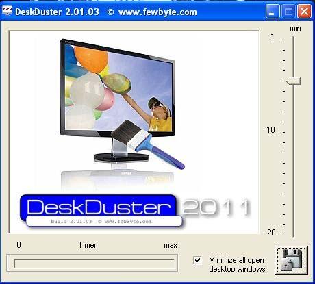 Hide Desktop Icons Windows