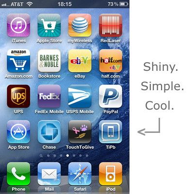 12 Cool IPhone Internet Icon Images