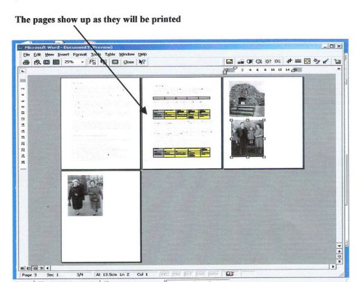 How to Print On Microsoft Word