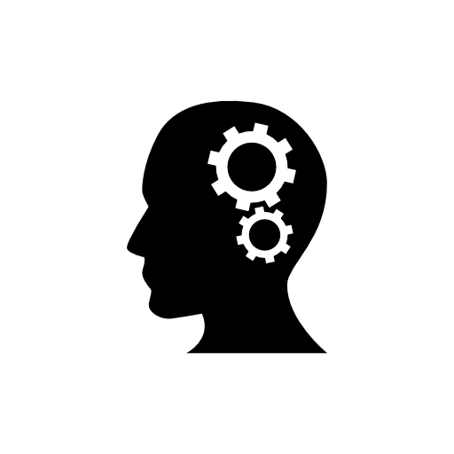 7 Human Silhouette Icon Images