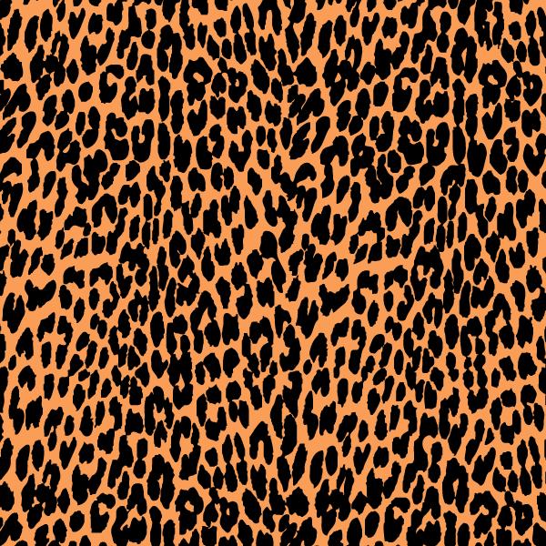 Leopard Print Vector Free