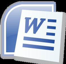 Microsoft Word Desktop Icon
