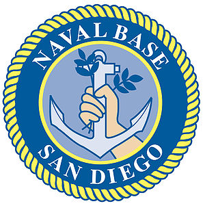 14 PSD Naval Base San Diego Logo Images