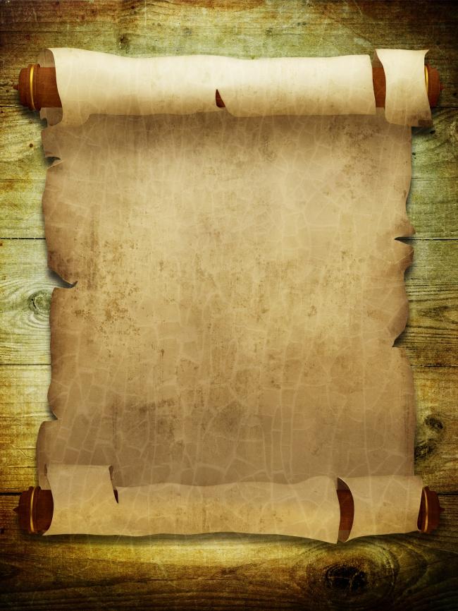 17 Free Parchment Paper Template Images - Old Parchment ...