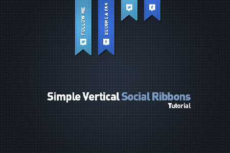 Photoshop Ribbon Tutorial
