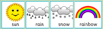 8 printable weather icons images printable weather