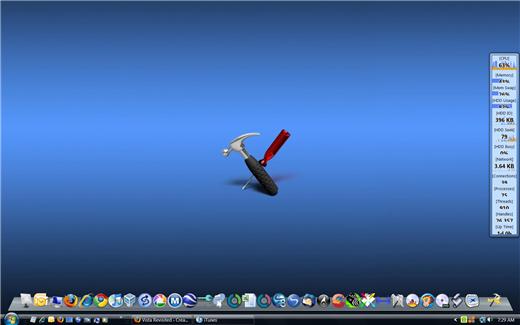 Show Desktop Icon Windows 1.0