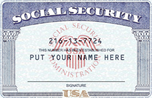 9 Psd Social Security Cards Printable Images Social Security Card Blank Social Security Card And Social Security Card Template Newdesignfile Com