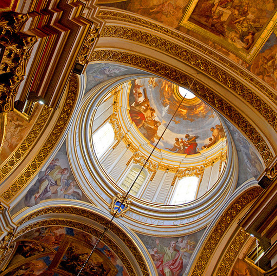 St. Paul Cathedral Interior