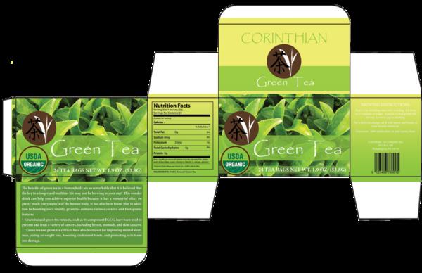 Tea Packaging Design